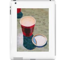 """Empty cup"" iPad Case/Skin"