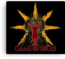 Game of Souls Canvas Print