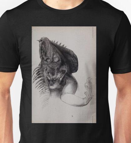 Proceedings of the Zoological Society of London 1848 - 1860 V4 Reptilia 007 Unisex T-Shirt