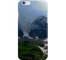 Smoky Rocky Mountains iPhone Case/Skin