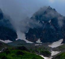 Smoky Rocky Mountains Sticker