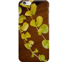 Green Tendrils iPhone Case/Skin