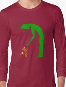 The Giving Groot Long Sleeve T-Shirt