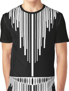 UFO Over City Graphic T-Shirt