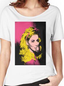Marina pop art edit Women's Relaxed Fit T-Shirt