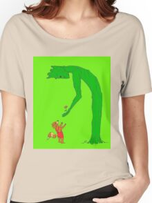 The Giving Groot Women's Relaxed Fit T-Shirt