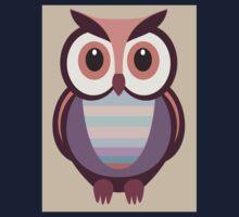 WIDE EYED OWL Kids Tee