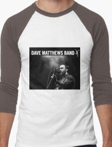Dave Matthews Band Live Concert 2016 Men's Baseball ¾ T-Shirt