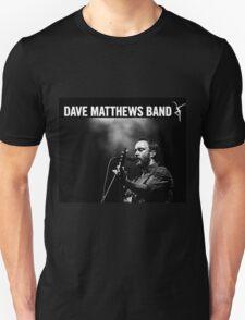 Dave Matthews Band Live Concert 2016 Unisex T-Shirt