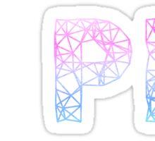 A Phi Sticker