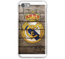 Real Madri UCL iPhone Case/Skin