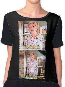 Buffy's Yummy Sushi Pyjamas  Chiffon Top
