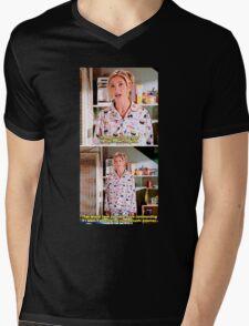 Buffy's Yummy Sushi Pyjamas  Mens V-Neck T-Shirt
