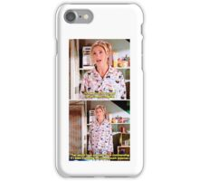 Buffy's Yummy Sushi Pyjamas  iPhone Case/Skin