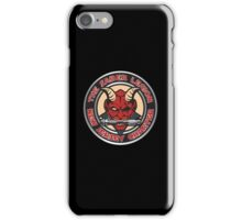 New Jersey Dueling Devils iPhone Case/Skin