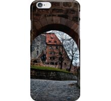 Courtyard Entry iPhone Case/Skin