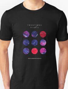 galaxy blurryface T-Shirt