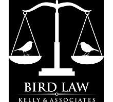 bird law Photographic Print