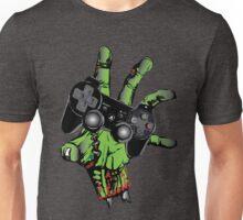 Zombie gamer Unisex T-Shirt