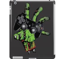 Zombie gamer iPad Case/Skin