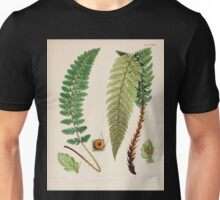 The botany of the Antarctic voyage of H M  discovery ships Erebus and Terror in the Years 1839 1843 Joseph Dalton Hooker V1 134 Unisex T-Shirt