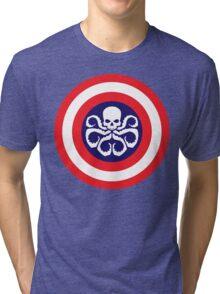 all hail captain hydra Tri-blend T-Shirt