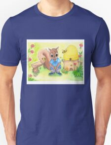 Bee Kind Squirrel  T-Shirt