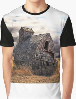 Grain Shed Graphic T-Shirt