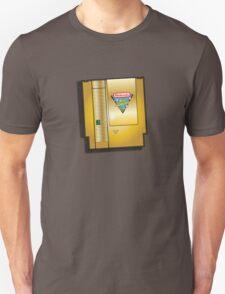 Rare gold nintendo world championships 1990 video game Unisex T-Shirt