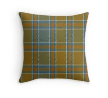 00348 O'Monaghan Tartan  Throw Pillow