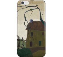 Vintage famous art - Arthur Garfield Dove - The Green House iPhone Case/Skin