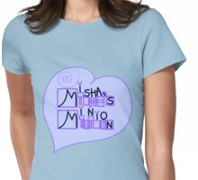 Misha's Minion Womens Fitted T-Shirt