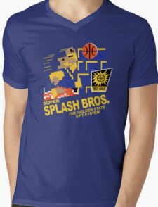 Super Splash Brothers | Golden State Warriors | 2016 Mens V-Neck T-Shirt