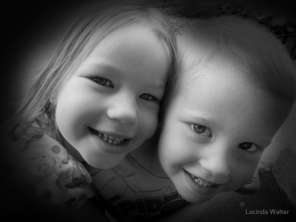 Smiles by Lucinda Walter