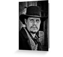 Youngblood ~ Tombstone, Arizona Greeting Card