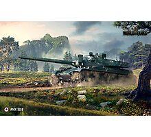 AMX 30 Photographic Print