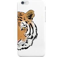 COUPLE - TIGER (BIG CAT) iPhone Case/Skin