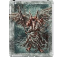 Lady of Crows iPad Case/Skin
