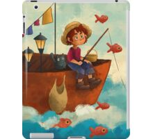 Traveling in the Clouds iPad Case/Skin
