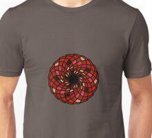 Mandala RedStarFlower Unisex T-Shirt