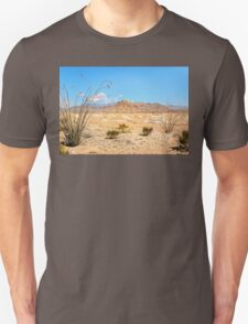 Dead Sticks Bloom in the Desert Unisex T-Shirt