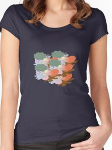 Graphics Women's Fitted Scoop T-Shirt