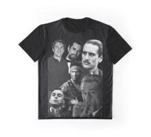 Robert De Niro Graphic T-Shirt