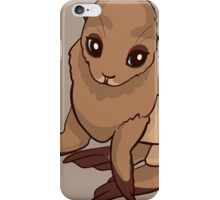 Adorable Baby Fur Seal Design iPhone Case/Skin