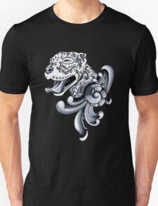 Ornamental Pit Bull Unisex T-Shirt