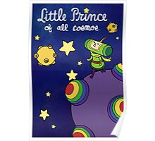 Little Prince of All Cosmos Poster