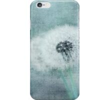 Pusteblume iPhone Case/Skin