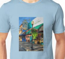 Historical Whiskey Row Prescott Arizona Unisex T-Shirt