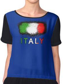 Simply... Italy Chiffon Top