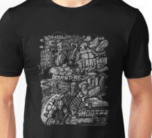 All round gamer Unisex T-Shirt